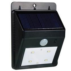 PIR Solar Wall-mount welcome Light (Solar Wedge)