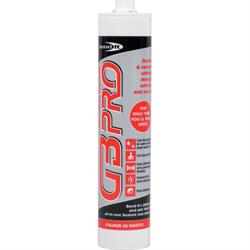 GB Pro advanced high tack adhesive and sealant Clear