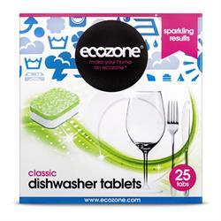 Ecozone Classic Dishwasher Tablets (25)