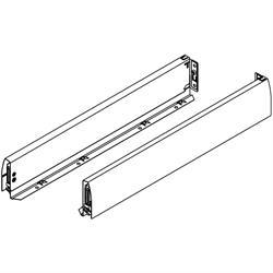 Nova Pro deluxe drawer sides, 90mm high