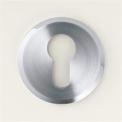 Round Escutcheon in 316 Stainless Steel