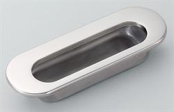 Recessed Pull (HH-DS) in 316 Stainless Steel