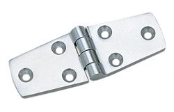 Butt Hinge (2800/500) in 316 Stainless Steel