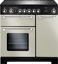Rangemaster Kitchener 90 range cooker, 900 mm, Dual fuel
