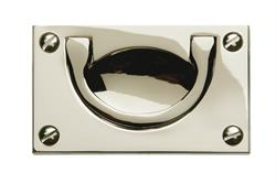 Military flush handle