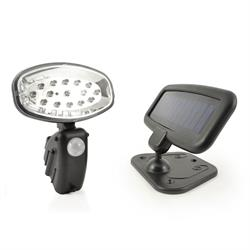 Evo 15 Small PIR Solar Security Light