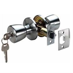 Era Knobset- Privacy Suite in satin chrome (168-52A)