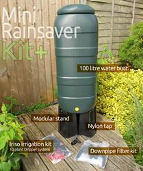 100L Mini Rainsaver Water Butt Only