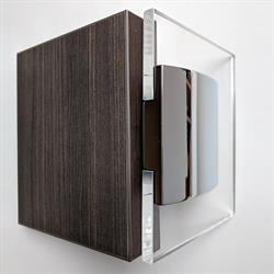 Lamp Concealed Hinge for Wood or Glass doors