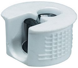 Rafix-SE flush-fitting housing, without ridge, for wood thickness from 16 mm
