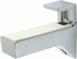 Kalabrone Maxi shelf support for glass and wooden shelves