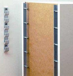 Wall cupboard bracket