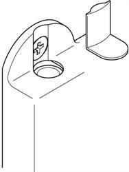 Plug, for Standard Nova lock