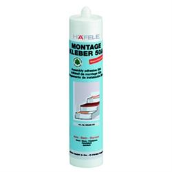 Assembly adhesive, solvent free