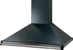 Classic 110 cooker hood, with rail