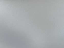 Universal  90 splashback, stainless steel