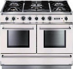 Continental range cooker