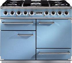 Deluxe 1092 cooker, dual fuel