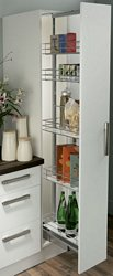 Larder unit, centre mounting, height adjustable (1700-1950 mm)