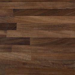 Solid timber worktop, iroko