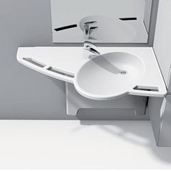Support washbasin - Basic version