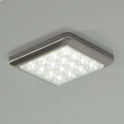 Loox Compatible 12V LED HE square downlight