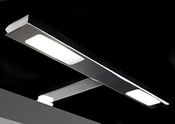 Loox Compatible 350mA LED K-2 cornice light, 2x 3.5W