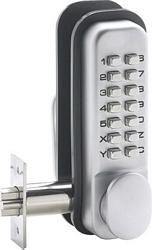 Mechanical digital lock, Economy pattern