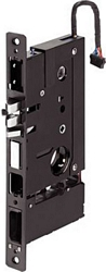 Dialock DT Lite mortise lock, right hand outwards