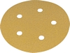 Sanding discs, 125 mm