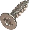 Hospa screws, countersunk, 3.5 mm, nickel-plated