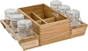 Expanding deep drawer kitchen insert set - for drawers widths from 600 mm, to suit 450/500 mm deep d