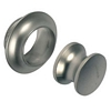 Push-Lock knob and rosette sets, 13 mm thickness