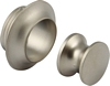 Push-Lock knob and rosette sets, 19 mm thickness