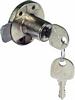 Minilock 40 rim lock, 18 mm cylinder, 20 mm backset, right handed, random key changes
