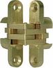 Soss hinge 204, for 19-22 mm door thickness