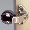 92 degree glass door hinge, for inset doors
