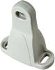 Screw-on bracket with slot
