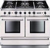 Continental range cooker, dual fuel