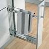 Vauth-Sagel 90d Storage basket and towel holder set, 82 mm width (for 150mm cabinet width)