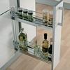 Vauth-Sagel 90d Storage baskets set 82 mm width, for 150mm carcass width