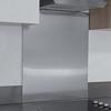 Stainless Steel Splashback, 750 X 900 Mm