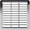 Ventilation trim, 50 x 50 mm