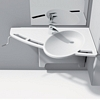 Support washbasin - Flexi version