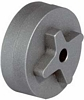 Spacer plate 88mm