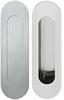 FSB 4250 flush pull handle, stainless steel