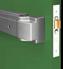 Touch bar mortice latch actuator