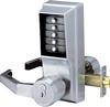 Simplex 1000 mechanical digital lock, lever handle version