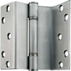 Stainless steel hinge, swing clear, fixed pin