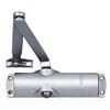 TS 1000 overhead rack and pinion door closers O/head Ts1000c Silv